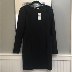 NWT Black Michael Kors knit dress